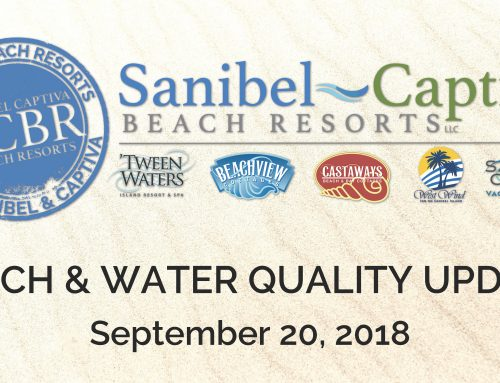 Beach and Water Quality Update: September 20, 2018